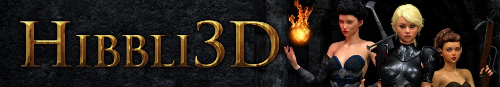 Hibbli3D – Sexy Bits!